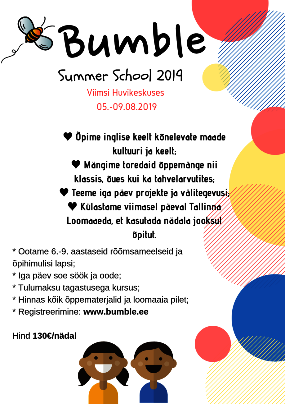 Bumble Summer School
